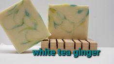 White Tea Ginger Goat Milk Soap- Prayer