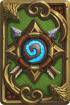 Card Back: Alleria Artist: Blizzard Entertainment