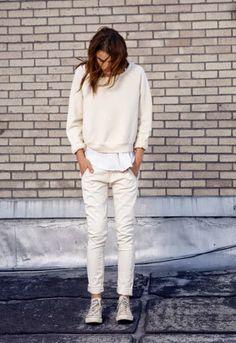 all white via helen james design