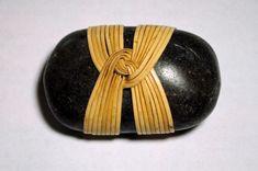 GALLERY Zen Rock, Rock Art, Stone Art, Gallery, Pattern, Projects, Design, Basket Weaving, Wrapping