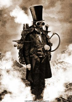 Steampunk - wow!