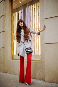 Tina Sizonova / Spring with Be trendy! //  #Fashion, #FashionBlog, #FashionBlogger, #Ootd, #OutfitOfTheDay, #Style