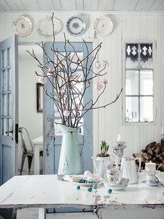 French blue /Martine Haddouche /