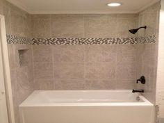 Bathroom Tile Designs Around Bathtub