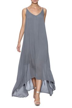 The Resort Maxi features adjustable straps, a v-neckline and T-bar back strap. We adore the high-lo hem line and the flowy relaxed fit.   Resort Maxi Dress by Pink Stitch. Clothing - Dresses - Maxi Clothing - Dresses - Casual Dallas, Texas