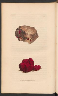 James Sowerby, British mineralogy or coloured figures intended to elucidate the mineralogy of Great Britain. Printed by R. Taylor and Co., 1804-1817