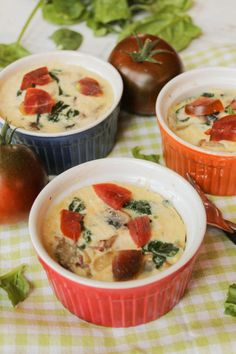 This instant pot detox vegetable soup is an easy healthy recipe for instant pot crustless quiche forumfinder Gallery