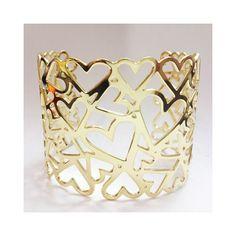 bracelets bracelets bracelets bracelets bracelets bracelets bracelets bracelets Hearts of Love Gold Filled Cuff