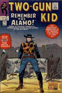 two gun kid marvel comics | Two-Gun Kid 75 A, May 1965 Comic Book by Marvel