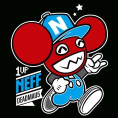 NeffMau5 Collection 01 by Ken Nelson, via Behance