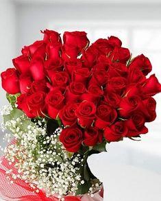 MELİH - Google+ Good Morning Flowers Rose, Love Rose Flower, Strawberry Art, Floral Henna Designs, Artificial Wedding Bouquets, Flowers Gif, Valentines Flowers, Beautiful Rose Flowers, Rose Bouquet
