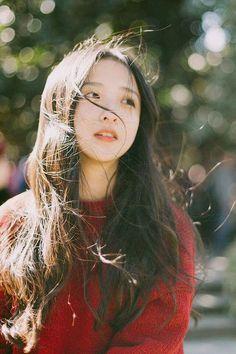 Pretty Korean Girls, Beautiful Asian Girls, Beautiful People, 3 4 Face, Ulzzang Korean Girl, Uzzlang Girl, Cute Disney Drawings, How To Pose, Asia Girl