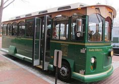 The Augusta Visitor Center will offer three Historic Trolley Tours during Masters Week 2013! Call 706-724-4067 for reservations.