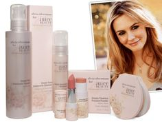 Alicia Silverstone for Juice Beauty 5-Piece Collection