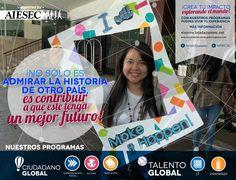 Valeria's OGCDP from AIESEC Guatemala