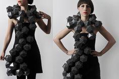Credits: Milan Senic (Dresses construction), Irfan Redzovic (Photography), Lana Pasic (Model)