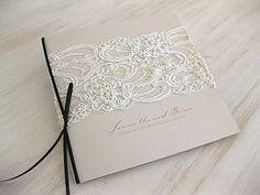 wedding invitation!!! <3
