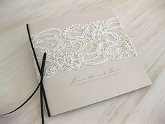 wedding invitation!!! <3