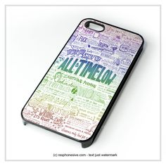 All Time Low iPhone 4 4S 5 5S 5C 6 6 Plus , iPod 4 5 , Samsung Galaxy S3 S4 S5 Note 3 Note 4 , HTC One X M7 M8 Case
