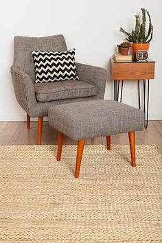 Modern Chair and Stool - Urban Outfitters