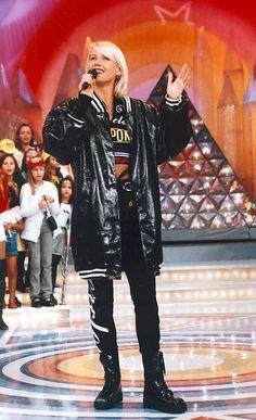Xuxa Meneghel 90s