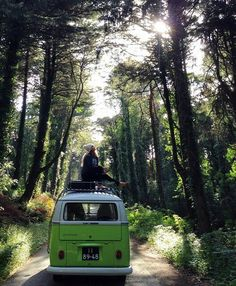 A picture of a Volkswagen a day. Feel free to submit your pics! Alana Blanchard, Minivan, Kdf Wagen, Combi Vw, Vw T1, Volkswagen Bus, Vw Camper, Plein Air, Adventure Awaits