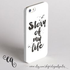 One Direction phone case iPhone Samsung Galaxy by ElegantQuotes