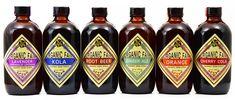 organic fair soda syrups