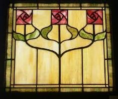 Image result for mackintosh stained glass patterns