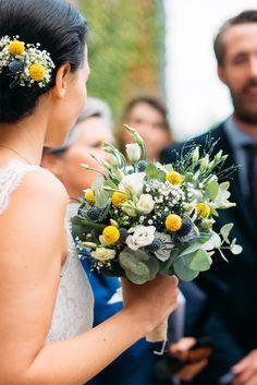 Le mariage champêtre d'Aurore et Anthony - Bretagne | Photographe : Elizaveta Photography | Donne-moi ta main - Blog mariage