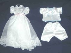 Angel Gowns Pattern Burial Gowns | These are samples of some of our burial outfits. Like our little ...