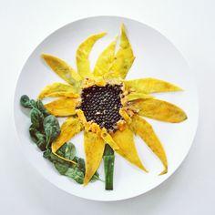 Lauren Purnell se suma al arte gastronómico.