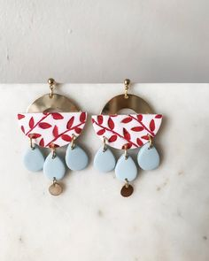 Products – Page 4 – The Clay Edit Diy Clay Earrings, Earrings Handmade, Handmade Jewelry, Polymer Clay Crafts, Polymer Clay Jewelry, Metal Clay Jewelry, Diy Schmuck, Bijoux Diy, Bunt