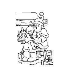 Descargar dibujos para colorear de  papanoel_81 gratis