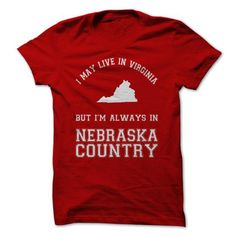 Virginia Nebraska Country - #tee ideas #black sweater. CHECK PRICE => https://www.sunfrog.com/LifeStyle/Virginia-Nebraska-Country.html?68278