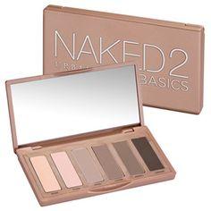 Urban Decay Naked Basics 2 Palette | cosmetics | BeautyBay.com