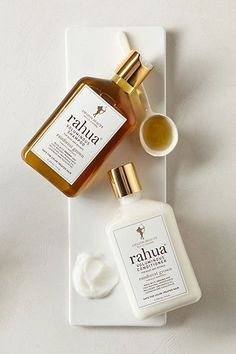 Founded by renowned New York colourist Fabian Lliguin and his wife Anna Ayers, Rahua has set the standard in organic and natural haircare. The range is lovingly made with organic, natural, and plant derived ingredients. Each product is vegan, non-toxi Organic Hair Care, Organic Beauty, Hei Poa, Natural Haircare, Natural Products, Hair Products, Natural Skin, Beauty Products, Beauty Tips