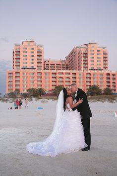Hyatt Regency Clearwater Beach, by Tampa Photographer Neil http://celebrationsoftampabay.com/