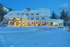 Winter Wonderland - The White Mountain Hotel & Resort | North Conway, New Hampshire