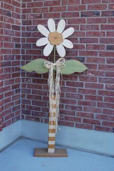 Wasatch Wood Crafts: Flower