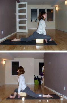 57 best block yoga images  yoga yoga props iyengar yoga