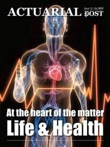 This months magazine! Life & Health!