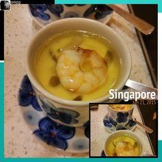 #FD1506 #JapenneseFood  茶碗蒸蛋,我儿子爱吃,尤其是他带牙箍期间。