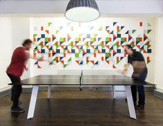 Tijd voor wat ontspanning op kantoor? Ontdek hier de meest geweldige game kamers op kantoor. Heerlijk ontspannend en goed voor de teamgeest