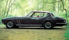 Classic Sports Cars, Classic Cars, Jensen Interceptor, Car Goals, Vintage Race Car, American Muscle Cars, Retro Cars, Dream Garage, Hot Cars