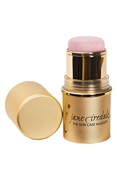 Jane Iredale In Touch Highlighter is one of the best products I have ever used. It gives the smoothest, most beautifully subtle highlight and the small size and shape make application foolproof. My cheekbones feel naked without it!