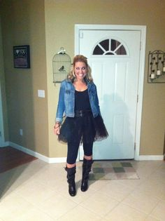 My Sherrie Christian from Rock of Ages Halloween costume.