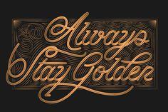 Always Stay Golden | Neil Tasker