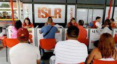 A partir de este jueves se puede declarar el ISLR