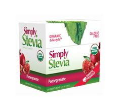 Simply Stevia Stevia International 100 packets Box *** To view further for this item, visit the image link.
